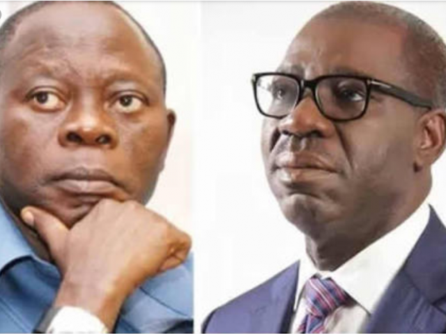 Sacked as APC Chairman, 'dethroned' in Edo – What next for Oshiomole?