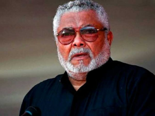 Former Ghanaian President, Jerry Rawlings dies from COVID-19 complications