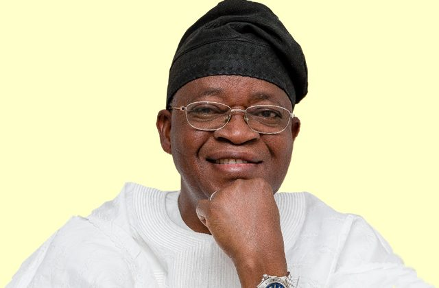 Osun's Oyetola Gboyega is not such a greenhorn