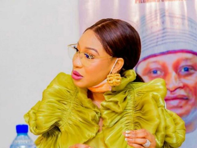 Tonto Dike reacts as NCPC disowns appointment